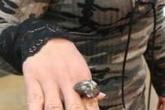 Joint Base Bolling - Customer & Nikus Lava Rock Ring