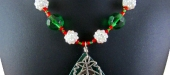 Christmas Inspired Necklace