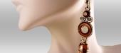 Chanderlier classic earrings