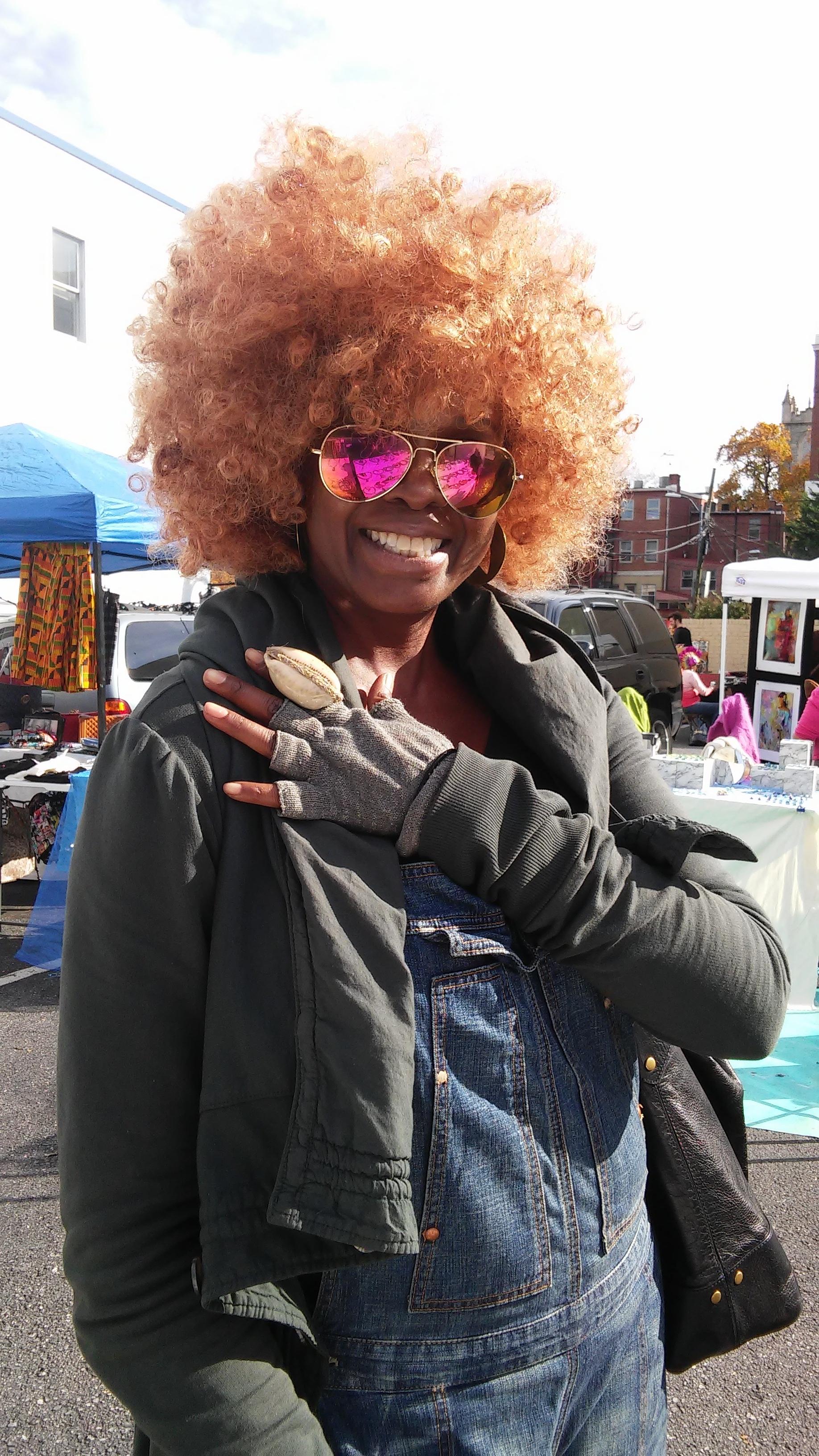 Arts Rave October 2015- Customer & Nikus Ring