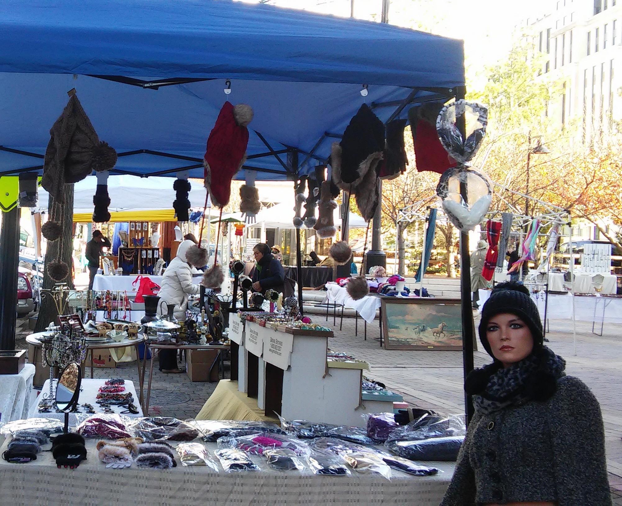 Urban Village Market November 2015