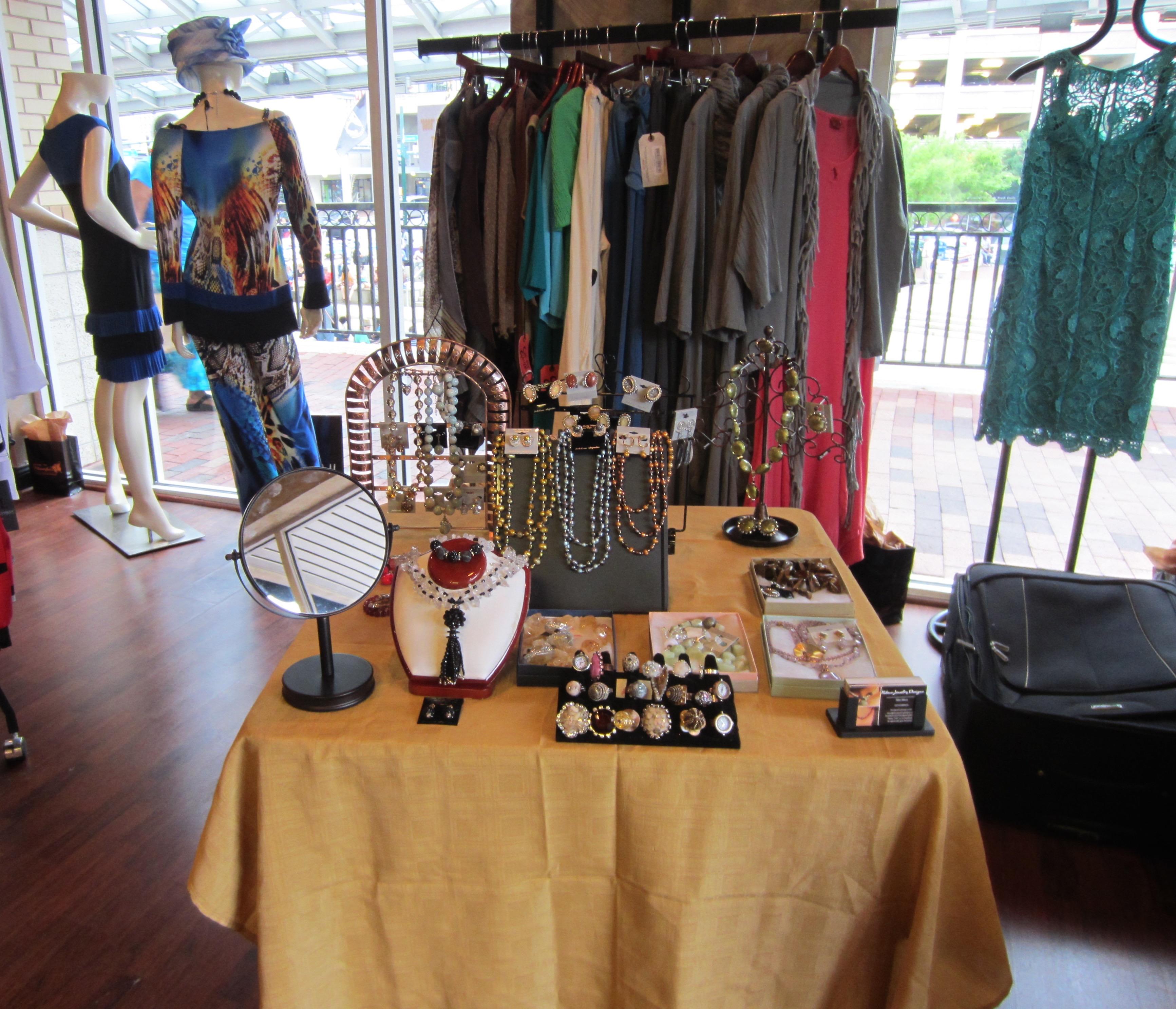 Metamorphosis Boutique Trunk Show