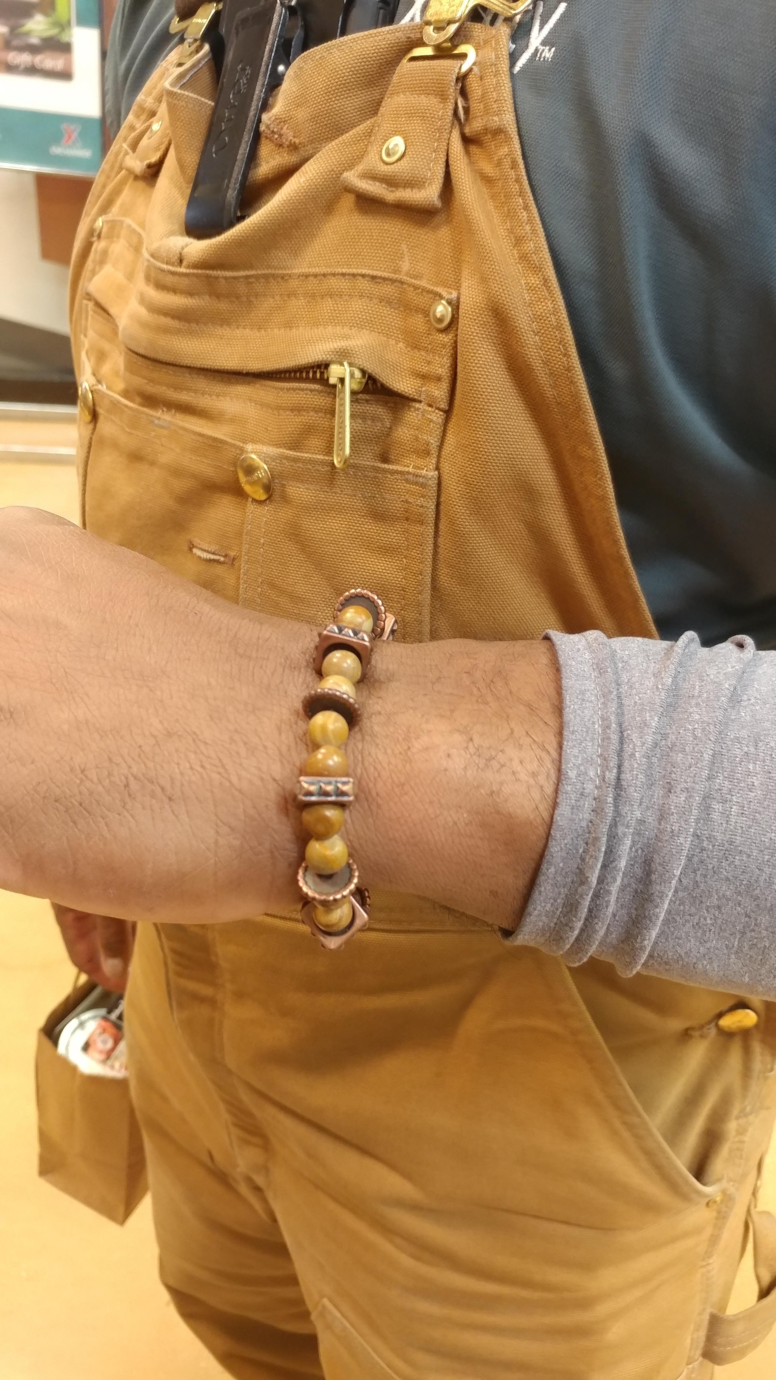 Marble Bracelet by Nikus