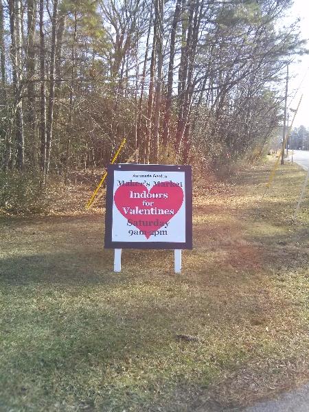 Ann Marie Sculpture Garden Valentine Makers Market