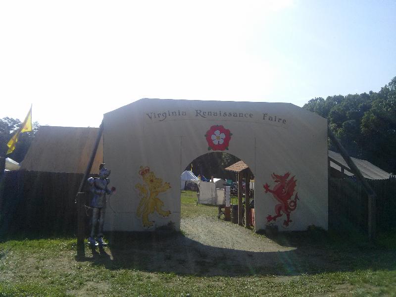 Virginia Renassiance Faire