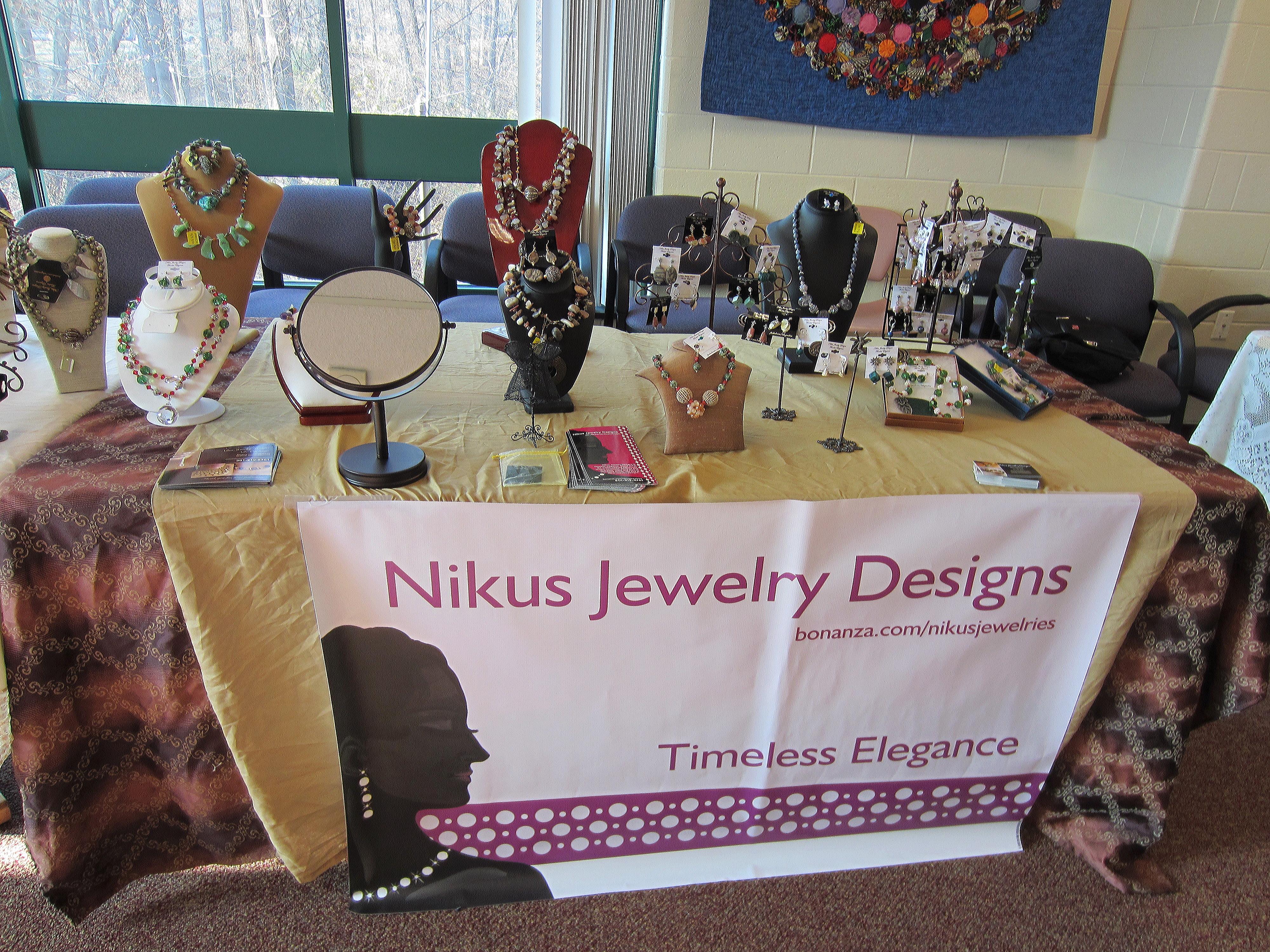 Nikus Jewelry Designs first jewelry party