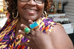 DEPT. OF AGRICULTURE - CUSTOMER & NIKUS DOME & DRUZY RING