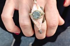 Adams Morgans Festival - Customer & Nikus Redline Marble Ring