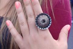 Adams Morgans Festival - Customer & Nikus Ring