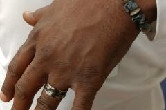 Vets Affairs Hospital - Customer & Nikus Men's Bracelet & Ring