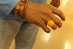 Joint Base Bolling - Customer & Nikus Bracelets / Rings to Match