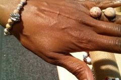 Customer & Nikus Bracelet & Ring to match @ NASA
