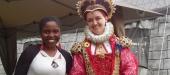 Her Majesty Queen Elizabeth & Nikus