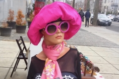 Nikus Mannequin Model Victoria @ Lee's Flower Shop