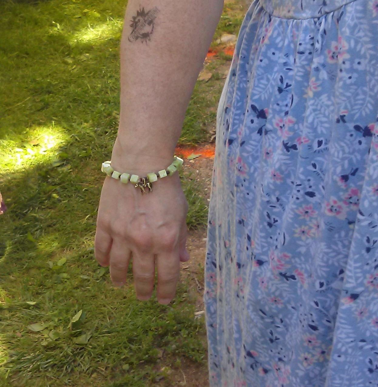 brenda loves her bracelet 2
